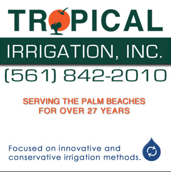 Tropical Irrigation Inc Innovative Water Conservation